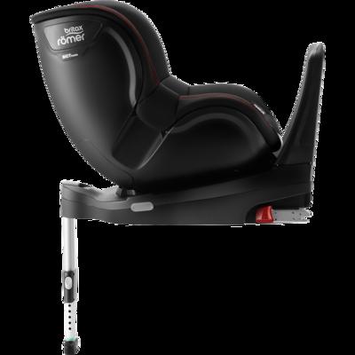 Autosedačka BRITAX RÖMER Dualfix M i-Size 2020, cool flow black - 4
