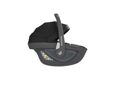 Autosedačka MAXI-COSI Pebble 360 2021, essential black - 4