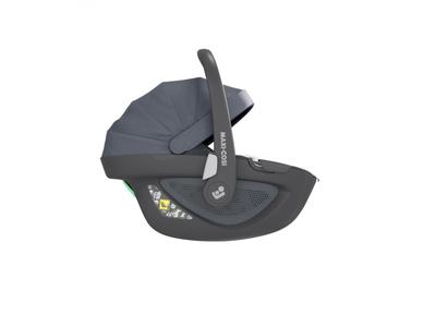 Autosedačka MAXI-COSI Pebble 360 2021, essential graphite - 4