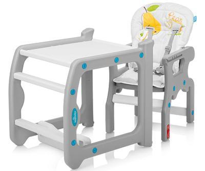 Jídelní židlička BABY DESIGN Candy 2019 - 4