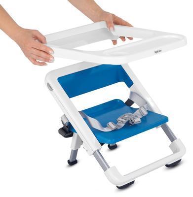 Jídelní židlička INGLESINA Brunch 2018, Light blue - 4