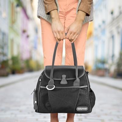 Přebalovací taška BABYMOOV Style Bag 2021, dotwork - 4