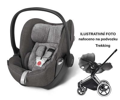 Kočárek CYBEX Set Priam All Terrain 2018 + ZDARMA Cloud Q Plus, manhattan grey - 4