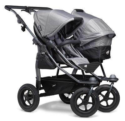Kočárek TFK Duo Stroller Air Wheel 2021 včetně Duo Combi - 4