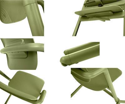 Židlička CYBEX Lemo 2021, porcelaine white - 4