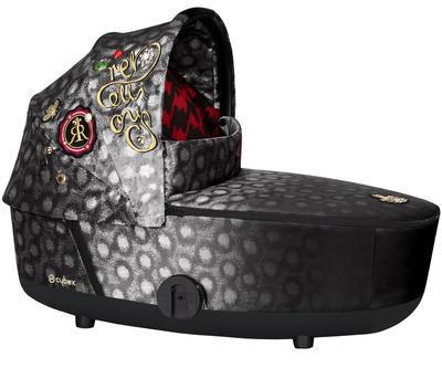Kočárek CYBEX Set Mios Seat Pack Fashion Rebellious 2021 včetně autosedačky - 4