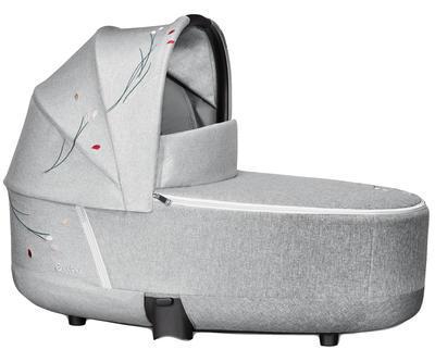 Kočárek CYBEX Set Priam Lux Seat Fashion Koi 2020 včetně autosedačky - 4