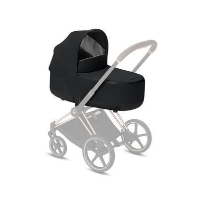 Kočárek CYBEX Set Priam Chrome Black Seat Pack 2019 včetně Cloud Z i-Size, premium black - 4