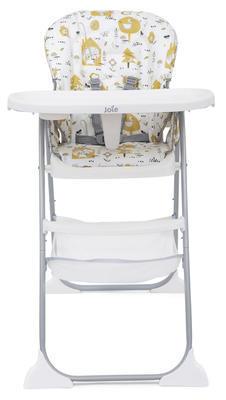 Jídelní židlička JOIE Mimzy Snacker 2021 - 4