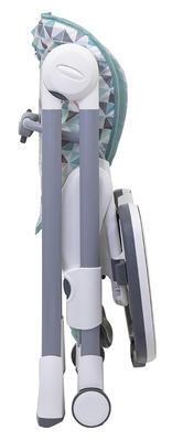 Jídelní židlička GRACO Swift fold 2021, rubix - 4