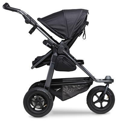 Sportovní sedačka TFK Stroller Seat Unit Mono 2021, black - 4