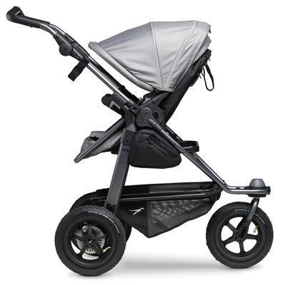 Kočárek TFK Mono Air Wheel 2021, grey - 4