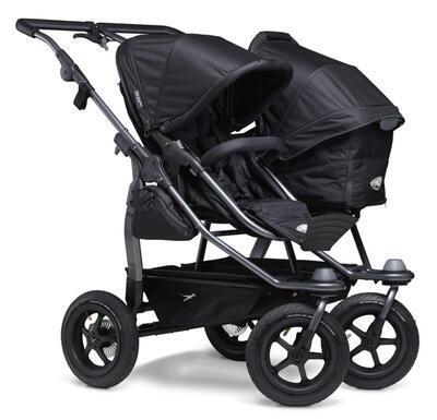 Sportovní sedačka TFK Stroller Seats Duo 2021, black - 4