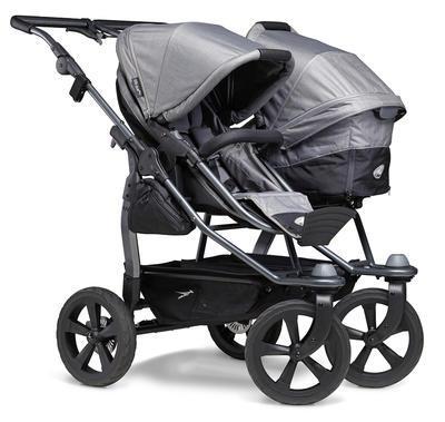Kočárek TFK Duo stroller Air Chamber Wheel 2021 - 4