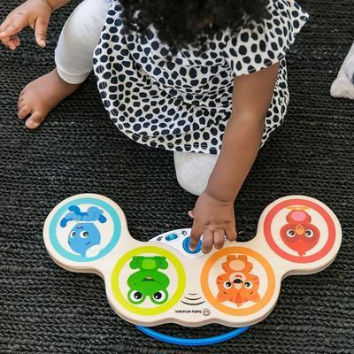 Dřevěná hudební hračka BABY EINSTEIN Bubny Magic Touch HAPE 6m+ 2020 - 4