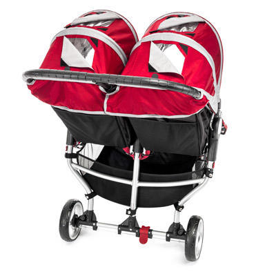 Kočárek BABY JOGGER City Mini Double 2018 - 4