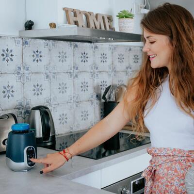 Ohřívač lahví BABYMOOV Nutri Smart 2021 - 4