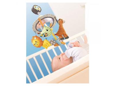Hudební kolotoč INFANTINO Zvířátka 2020 - 4
