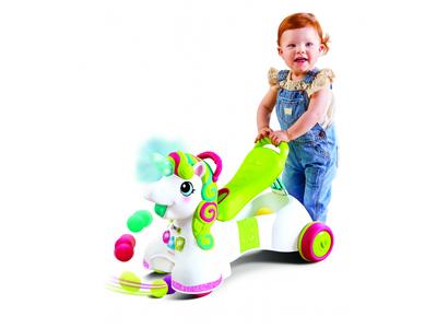 Odrážedlo INFANTINO 3v1 Jednorožec Unicorn 2020 - 4