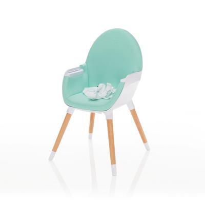 Jídelní židlička ZOPA Dolce 2021, ice green - 4
