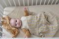 Deka LODGER Dreamer Muslim Stripe Xandu 120x120 cm 2020, honey - 4/4