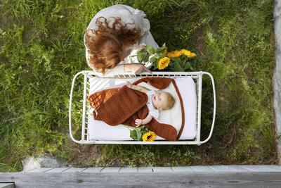 Deka VINTER & BLOOM Cuddly 2020, pecan pie - 4