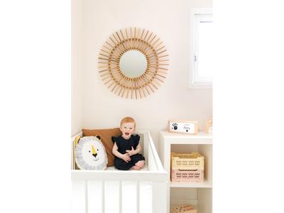 Dřevěný světelný box BABY ART Light Box with Imprint 2021 - 4