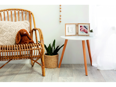 Dřevěný rámeček BABY ART Square Frame Wooden 2021 - 4