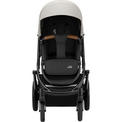 Kočárek BRITAX RÖMER Set Smile III 2020 včetně autosedačky, pure beige/black - 4