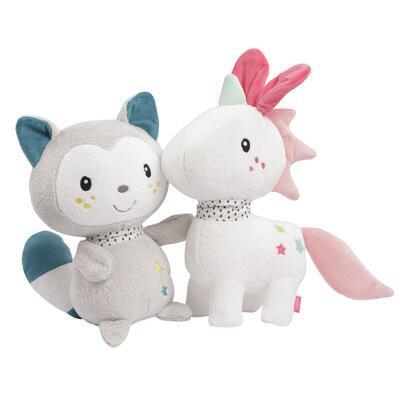 Aiko & Yuki BABY FEHN Mazlící plyšová hračka XL 2021 - 4
