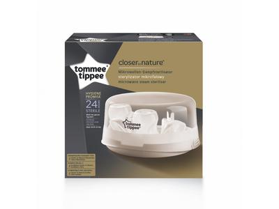 Parní sterilizátor do mikrovlnné trouby TOMMEE TIPPEE C2N 2020 - 4