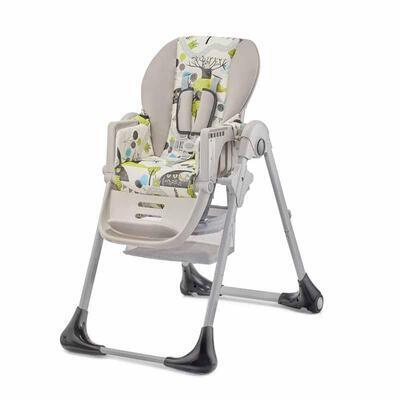 Jídelní židlička KINDERKRAFT Yummy Up 2021 - 4