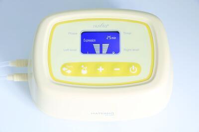 Duální odsávačka mléka NUVITA Materno® DUAL 2020 - 4