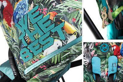 Kočárek CYBEX by DJ Khaled Priam SeatPack We the Best Blue 2021 včetně korby - 4