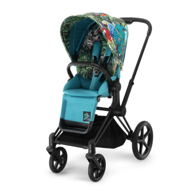 CYBEX by DJ Khaled Priam SeatPack We the Best Blue 2021 - 4