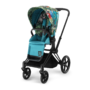 CYBEX by DJ Khaled Priam SeatPack We the Best Blue 2021 - 4/5