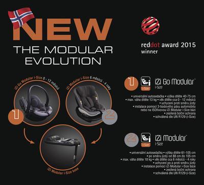 Base BESAFE iZi Modular i-Size 2020 - 4