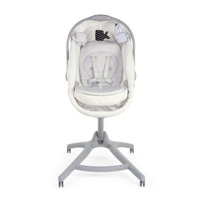 Postýlka/lehátko/židlička CHICCO Baby Hug 4v1 White snow 2020 - 4