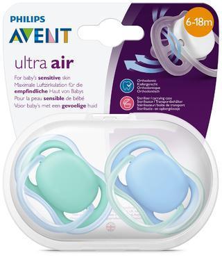Šidítko AVENT Ultra air 6-18 m. (2 ks) 2020 - 4