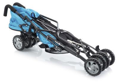 Golfový kočárek BABYPOINT Junior 2020, blue - 4