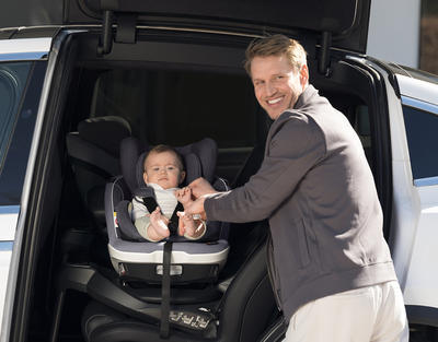 Autosedačka BESAFE iZi Twist B i-Size 2020 - 4