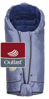 Fusak LITTLE ANGEL Exclusive Mazlík Outlast® 2021, ocelově modrá/modrá - 4