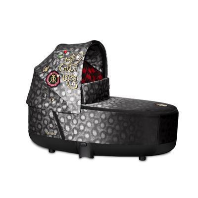 Kočárek CYBEX Priam Lux Seat Fashion Rebellious 2021 včetně korby - 4