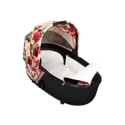 Kočárek CYBEX Mios Seat Pack Fashion Spring Blossom 2021 včetně korby - 4