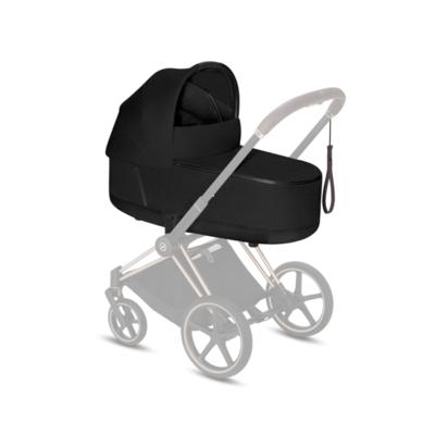 Kočárek CYBEX Set Priam Chrome Black Seat Pack PLUS 2021  včetně Aton 5, stardust black - 4