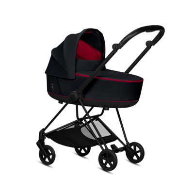 Kočárek CYBEX Set Mios Seat Pack Ferrari Fashion 2021 včetně autosedačky - 4