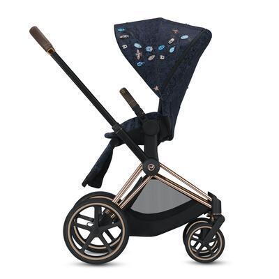 Kočárek CYBEX Set Priam Seat Pack Fashion Jewels of Nature 2021 včetně Cloud Z i-Size a base Z - 4