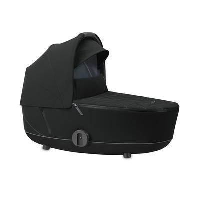 Kočárek CYBEX Mios Chrome Brown Seat Pack 2021 včetně korby, deep black - 4