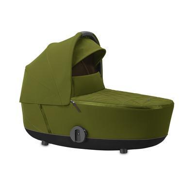 Kočárek CYBEX Set Mios Chrome Brown Seat Pack 2021 včetně Cloud Z i-Size - 4