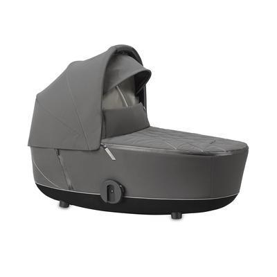 Kočárek CYBEX Set Mios Matt Black Seat Pack 2021 včetně Cloud Z i-Size PLUS - 4